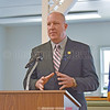 At the Memorial Day event in Watkins Glen, Mayor Luke Leszyk encouraged people to remember the true meaning of Memorial Day and to honor the sacrifices people made to ensure freedom for others.
