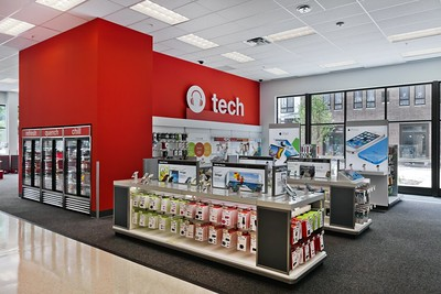 Photo via Retail Customer Experience - http://www.retailcustomerexperience.com/photos/photos-inside-the-new-targetexpress-format/