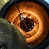 KRISTOPHER RADDER - BRATTLEBORO REFORMER<br /> Chicken cooking in a tandoor oven.