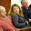 "Attorney Maria Lui, center, responds to questions at the panel discussion.<br /> Tim Masters and his post-conviction attorney, Maria Lui, spoke at the University of Colorado Law School on October 13, 2011. The program was sponsored by the Colorado Innocence Project. Masters spent years in prison for a crime he did not commit.<br />  For more photos and a video, go to  <a href=""http://www.dailycamera.com"">http://www.dailycamera.com</a>.<br /> Cliff Grassmick / October 13, 2011"