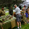 KRISTOPHER RADDER — BRATTLEBORO REFORMER<br /> From Roman soldiers to Civil War and the World Wars, the 32nd annual Time Line Event educated visitors about different time periods in Dover, Vt., on Saturday, July 27, 2019.