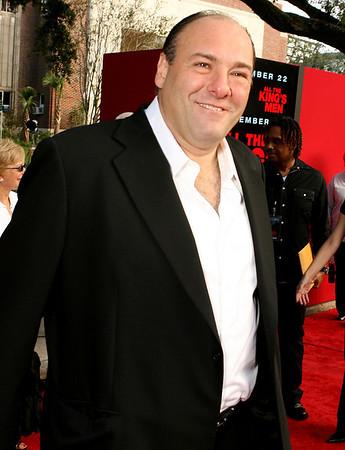 Tony Soprano Dies