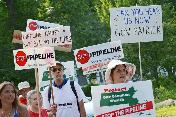 Townsend Anti-Pipeline Rally