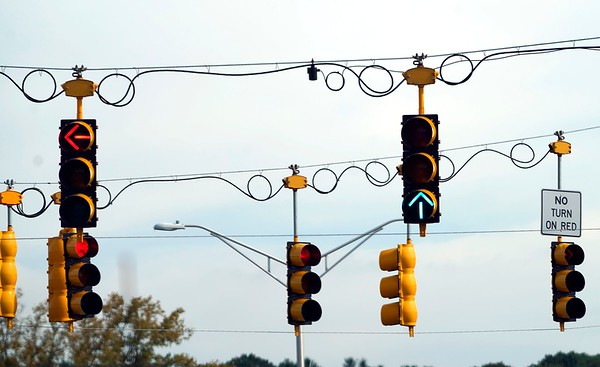 Traffic light tests - 100418