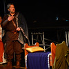 """KRISTOPHER RADDER — BRATTLEBORO REFORMER<br /> The production company TUNDI, rehearses the opera """"Tristan und Isolde"""" at the Latchis Theatre, in Brattleboro, on Tuesday, Aug. 20, 2019. The two performances this weekwill be on Friday, August 23andSunday, August 25."""
