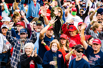 2020 Trump Fayetteville Rally