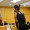 """Chyquan """"Cash"""" Cupe and April """"Lexi"""" Garcia appears during an arraignment at Windham County Superior Court, Criminal Division, on Friday, May 25, 2018."""