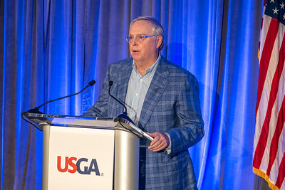 USGA Press Conference Establishing Golf House Pinehurst, Pinehurst Resort, Pinehurst. N.C. September 9, 2020
