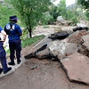 MONDAY BOULDER FLOODING