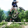 "Shawn Neer, of Boulder, throws a trick off a jump on Monday, May 21, at the Valmont Bike Park in Boulder. For more photos and video of the park go to  <a href=""http://www.dailycamera.com"">http://www.dailycamera.com</a><br /> Jeremy Papasso/ Boulder Daily Camera"