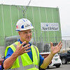 KRISTOPHER RADDER — BRATTLEBORO REFORMER<br /> Scott State, president of NorthStar, talks about the decommissioning process of Vermont Yankee Nuclear Power Plant, in Vernon, Vt., on Thursday, July 11, 2019.