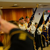 KRISTOPHER RADDER — BRATTLEBORO REFORMER<br /> The VFW in Brattleboro held its annual Veterans Day Services on Monday, Nov. 11, 2019.
