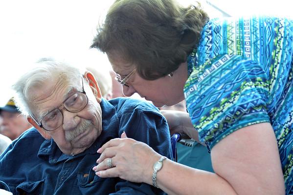 Warren Celebrates 70th Anniversary of V-E Day(Ray Skowronek/The Macomb Daily)