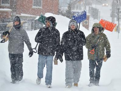 Monday Snowstorm 020215