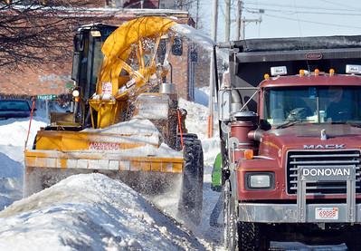 Pittsfield's giant snowblower