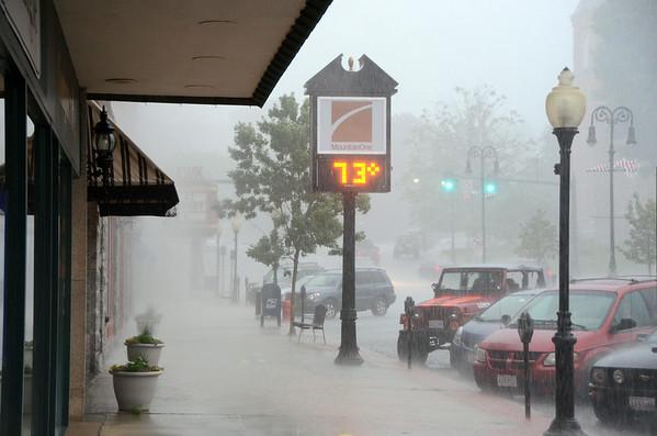 Storm batters North Adams and region-070214