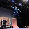 MSU theater flying class