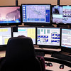 Photo by John Cross<br /> Dispatchers will monitor a wide array of screens.
