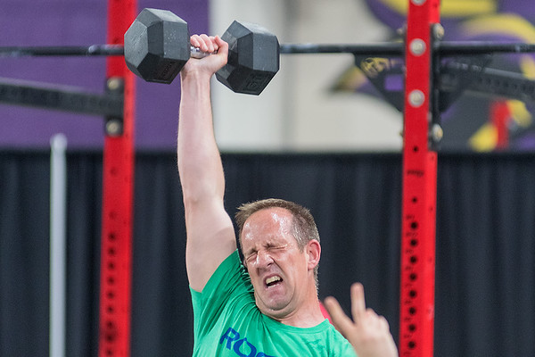 Crossfit Competition 2