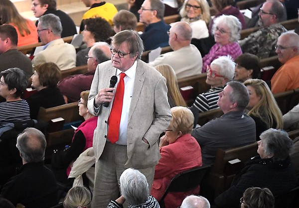 Garrison Keillor at Christ Chapel