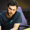 American Idol winner Phillip Phillips answers questions during a media event before his concert Wednesday at MSU's Centennial Student Union.