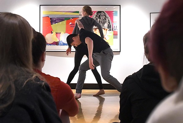 Gustavus dance and art 6