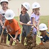 Spring Lake Park pool groundbreaking 1