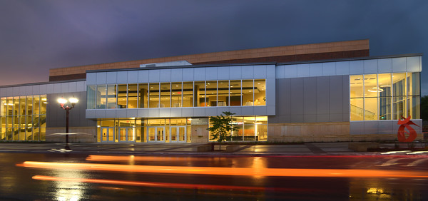 Performing Arts Center Cover