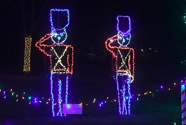 New Kiwanis Holiday Lights displays 3