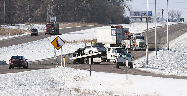 Highway 169 crash