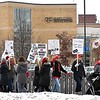 MCHS nurses picket 1