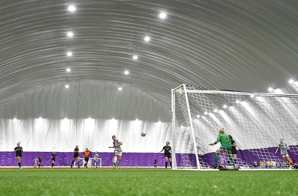 MSU dome hosts first events