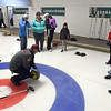 Mankato Curling Club open house 1