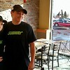 Car hits North Mankato Subway 2
