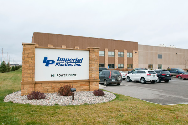 Imperial Plastics, Inc. announced on Thursday that it will be closing in early 2017. Photo by Jackson Forderer