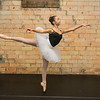 Maile Hashimoto poses at the Mankato Ballet Company. Hashimoto, 15, will be playing the lead in a production of Swan Lake. Photo by Jackson Forderer