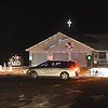 Omega Court holiday lights 1