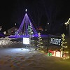 Omega Court holiday lights 2