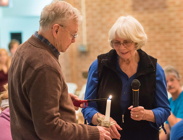 Compassionate Friends Candle Lighting 1
