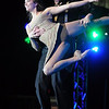 Pat Christman<br /> Gretchen Osdoba dances with her father Dan during Dancing with the Mankato Stars Saturday.