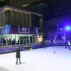 Super Bowl Live skating rink