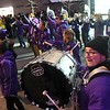 Super Bowl MSU band