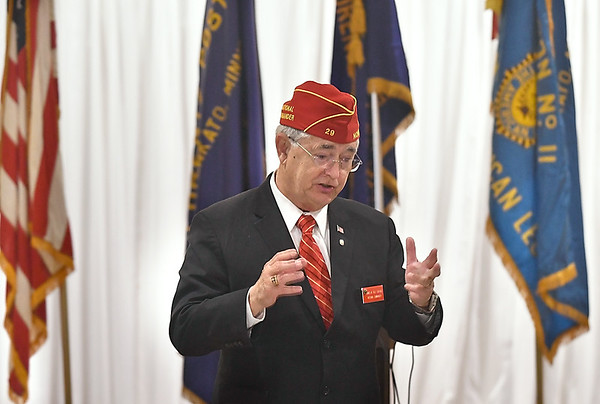 American Legion National Commander 1