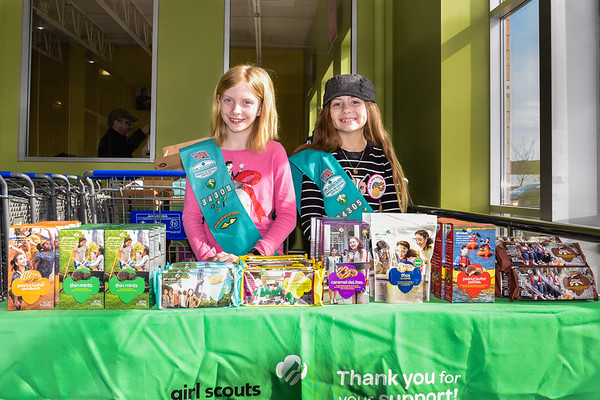 Girl Scouts Cookies 1
