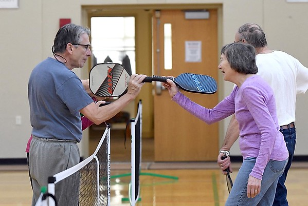 Introduction to pickleball 2