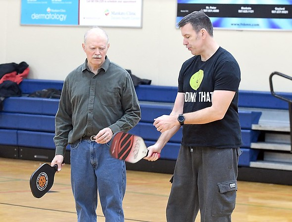 Introduction to pickleball 1