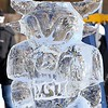 Stomper ice sculpture 3