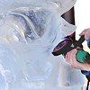 Stomper ice sculpture 8