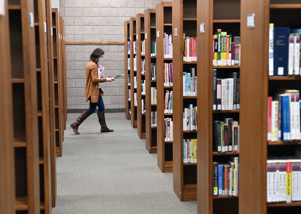 Library changes 1