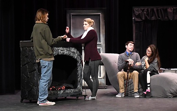 Loyola one act play